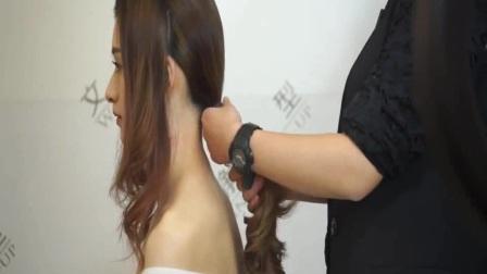 新娘妈妈发型1新娘造型师基础培训最新跟妆盘发 (110)16新娘化妆造型宝典