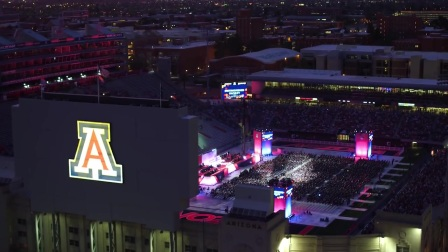 2017 UA Commencement Highlights
