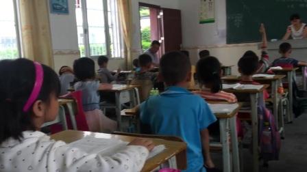 周清老师-语文S版一年级下册《鸭子和白兔请客》示范课