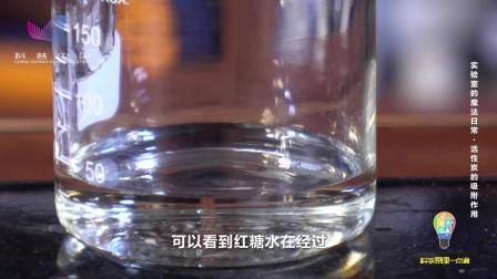 【化学魔法实验】红糖变白糖,可乐变雪碧~