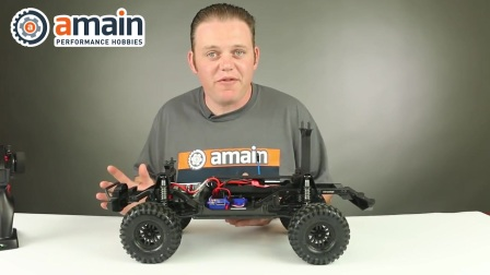 草民测试Traxxas TRX-4 l Crawler - First Look & Drive