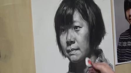 静物结构素描 素描卡通人物头像 成人素描