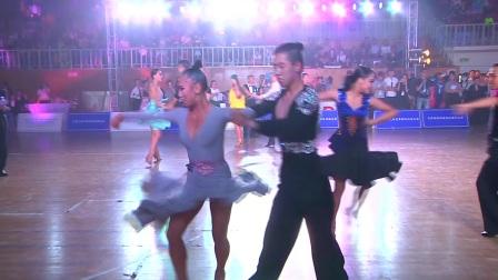 天津拉丁舞世界公开赛赛事集锦