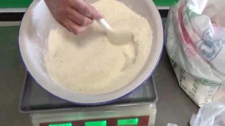 山东杂粮煎饼果子面糊的做法 五谷杂粮煎饼配方视频
