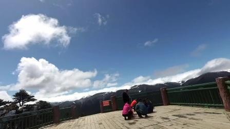 《大刀环华日记》第14集:绿色林芝地区 神山南迦巴瓦/骑行川藏线