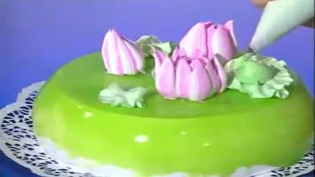 风靡全球的韩式裱花蛋糕视频客蛋糕