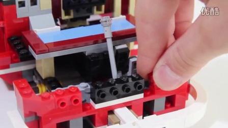 乐高_大众T1_旅行车_Lego_Creator_10220_Volkswagen_T1_Camper_Van_