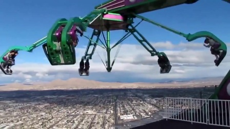 十大惊人的过山车 你敢上去挑战自己吗