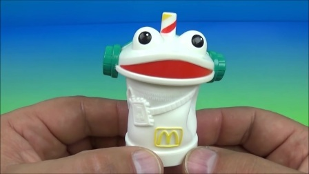 麦当劳 麦克罗宁 食品 快乐餐 玩具 评论 McDONALD'S McROCKIN' FOODS HAPPY MEAL TOYS REVIEW