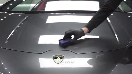 Lamborghini Huracan Spyder Detailing