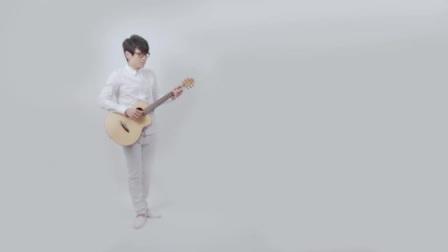 彩虹人M10羽毛鸟吉他|河仁杰〈一个人〉|aNueNue M10 Feather Bird Guitar_高清