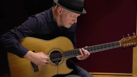 Willy Porter 使用 iRig Acoustic Stage 演示