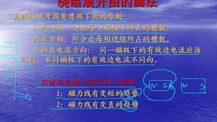 1:单、三相电动机绕组维修基础知识视频_1——土豆视频