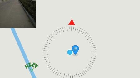 GPS导航预览