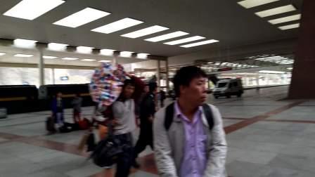 拉萨站NJ2回库