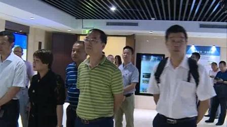 邱明宏率队赴重庆对接和推进渝桂新南向通道建设工作