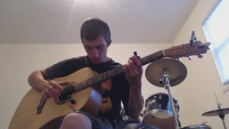 Brandon Clark 使用acoustic science 民谣吉他弦弹奏