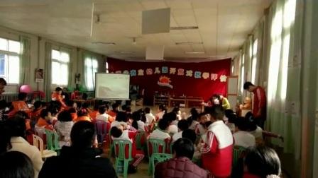 陕西省商业幼儿园开放式教学评价(看图片认世界著名建筑)