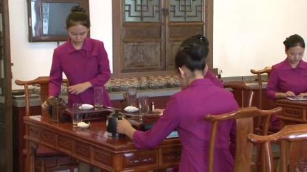 西湖龙井茶的沏泡与服务