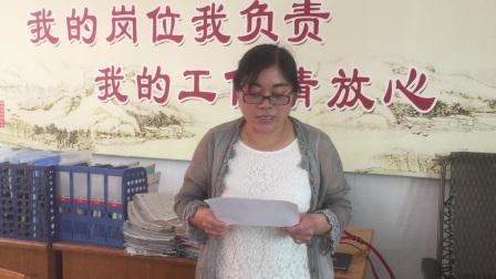 泗阳县实验小学优秀教师阙爱莲谈班主任工作