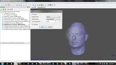 【照片建模】Head Scanning Webinar