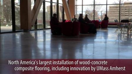 美国麻省大学阿默斯特分校-未来概念大楼