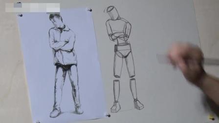 素描 静物素描教学大纲_素描人物教程_怎样学素描怎样画油画
