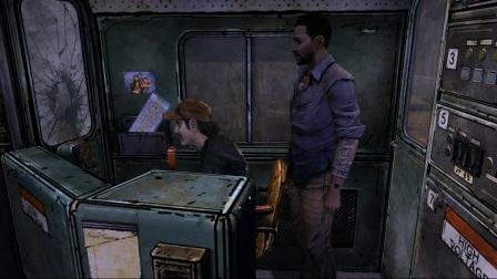 风带实况《行尸走肉》第一季09肯尼在一天之内失去了妻子和孩子