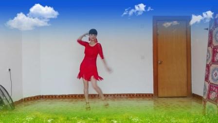 岩溪阿春广场舞拉丁舞恰恰《一定要爱你》编舞:范范老师