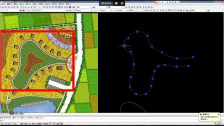 cad2007经典教程-如何绘制曲线图形