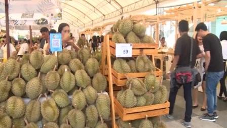 东盟卫视:泰国水果节 热带水果饕餮盛宴