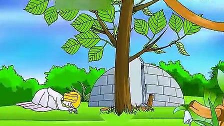 儿童故事动画片亲子小故事视频灰姑娘