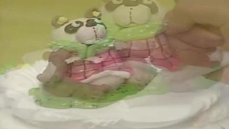 蛋糕裱花视频教程_生日蛋糕裱花录像
