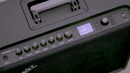 Fender Mustang™ GT Amp