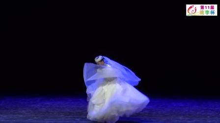 民间舞少年女组-《云图》-郭歌