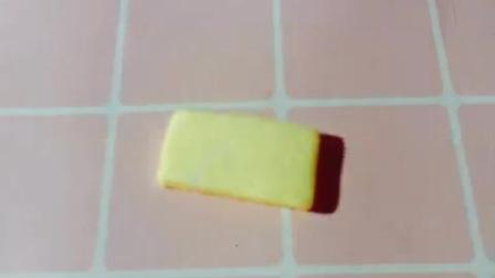 制作纸粘土蛋糕