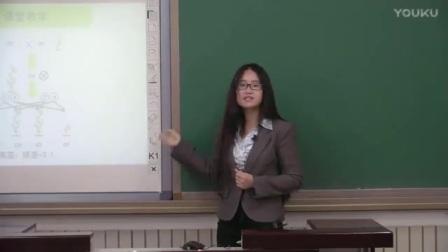 中学生物八年级上册《生物的性状遗传》说课视频北京市中小学第一届京教杯青年教师教学基本功展示活动