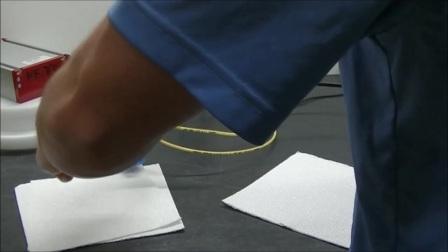 使用Piab真空技术搬运压花餐巾纸