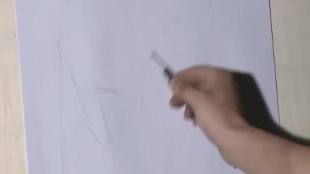 零基础学油画教程水彩风景画图片_固体水