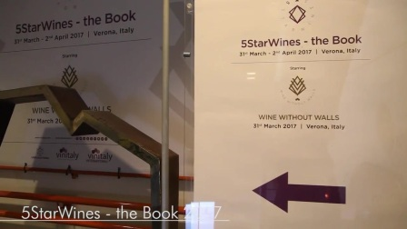 This is what we do...  Vinitaly International 2017