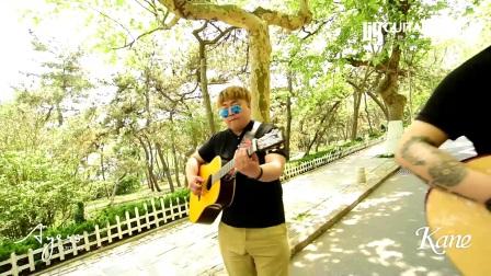 吉他平方青岛音乐人 杨政 于昺 阿彤《爱要坦荡荡》