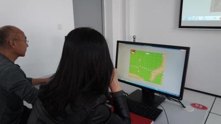 党建运用自编网游《万里长征》