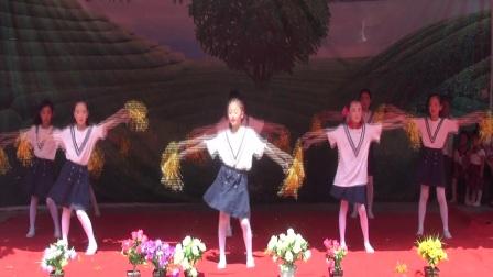 三家英才小学2017年庆六一    小学部舞蹈特色班动感女孩
