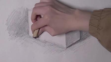 结构素描教程_水果素描_老鹰画室素描教学