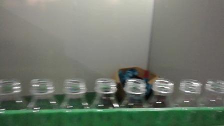 东铁的全自动理瓶机