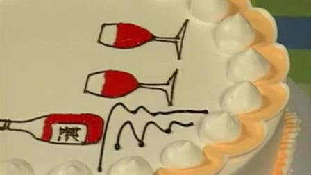 绿茶慕斯蛋糕的制作 教学视频生日蛋糕做法