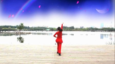 红领巾广场舞精选:《太空牛仔》兰馨