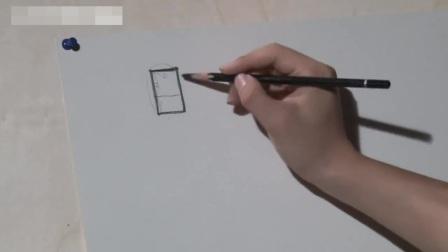 油画技法怎么画好素描_头像素描教学_肖像素描入门人物素描教程