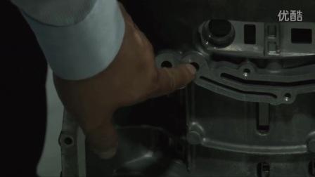德国zf 6HP-26自动变速器安装_高清