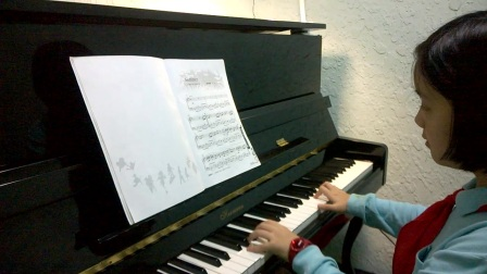 Summer 久石让作曲 电影《菊次郎的夏天》插曲 钢琴练习 部分地方加踏板